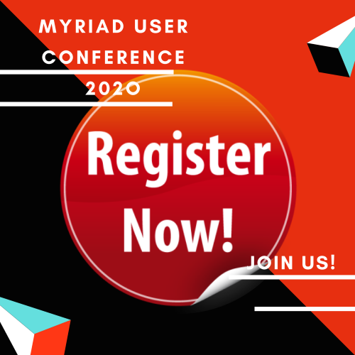 Myriad Users Conference